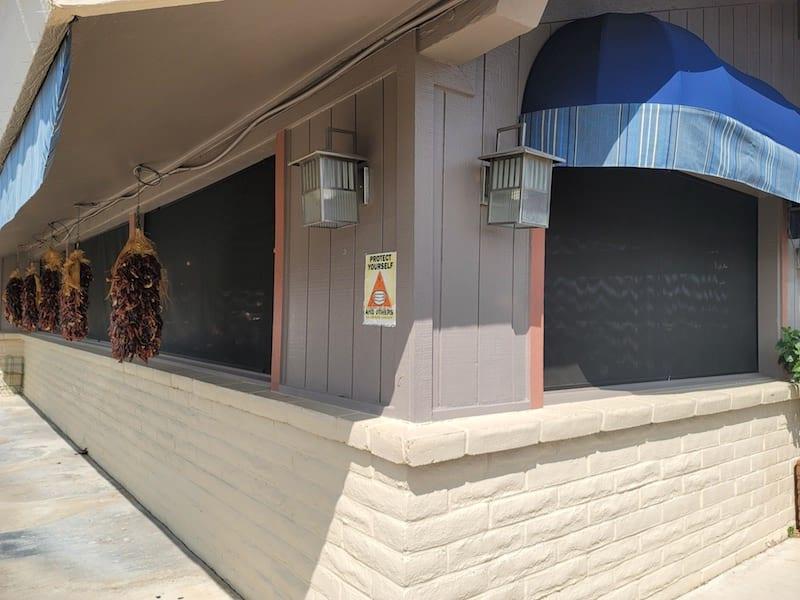 Arizona Family Restaurant Exterior