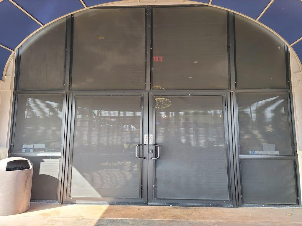 Arizona Family Restaurant Entrance