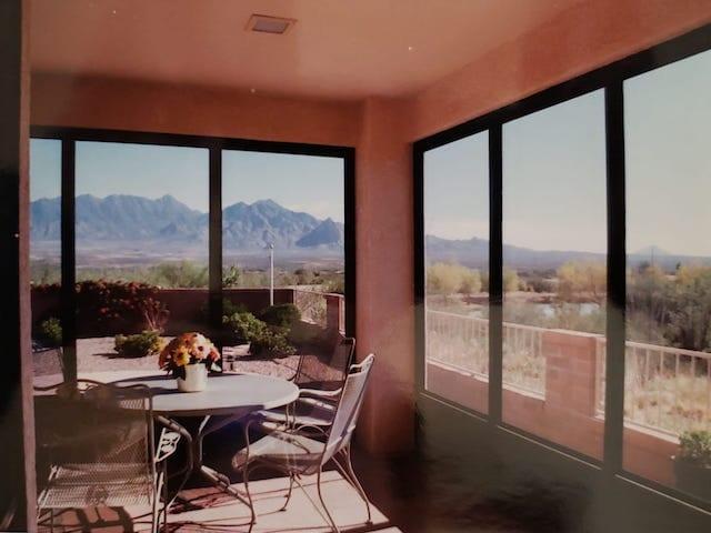 solar screen interior
