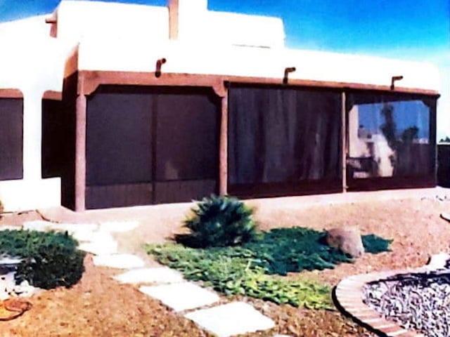 solar screen patio 4