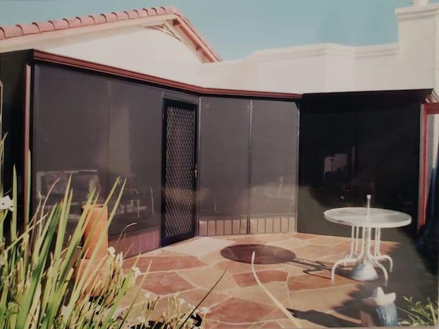 solar screen patio
