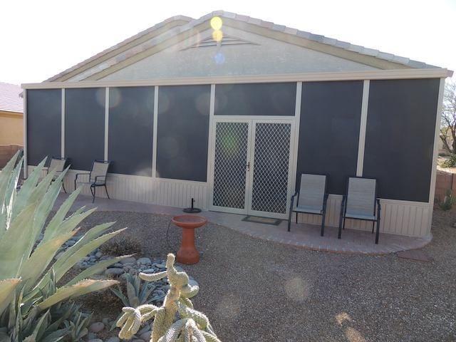 solar screen whole house